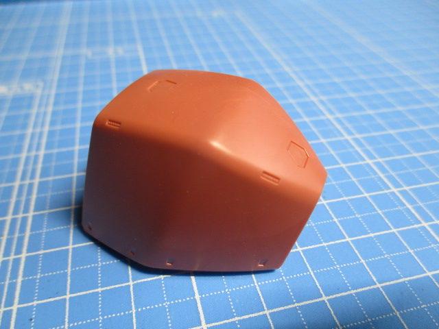 MG1/100ゲルググVer2.0の肩のパーツ画像
