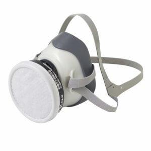 3Mから発売されている防毒マスクの画像