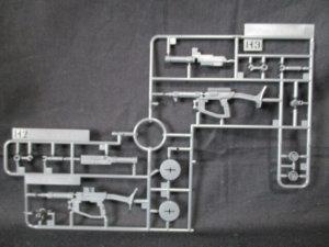 1/144HGシャア専用ザクⅡオリジン版のパーツ画像8