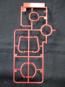 1/144HGシャア専用ザクⅡオリジン版のパーツ画像14