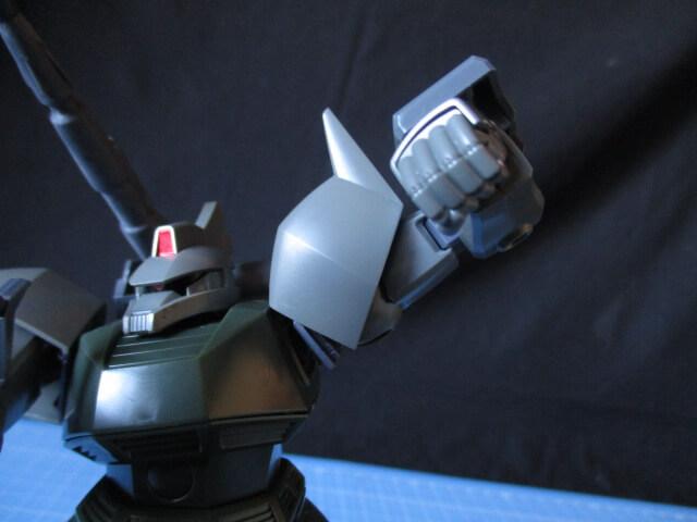 HG1/144ゲルググキャノンの腕の可動範囲2
