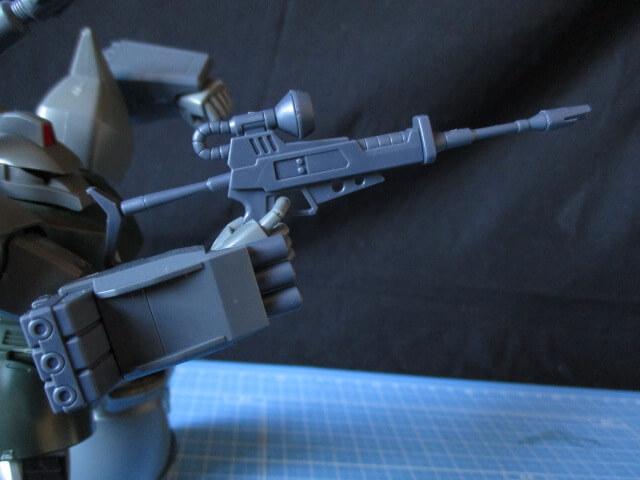 HG1/144ゲルググキャノンのビームライフル